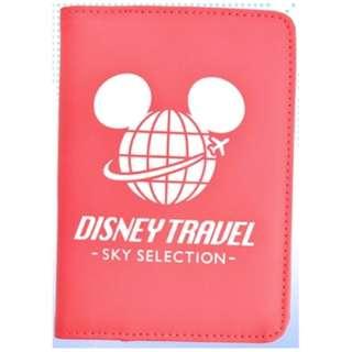 パスポートカバー ディズニー DTS-0446C ミニーマウス