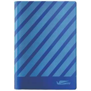 スキミングブロックパスポートカバー BRANIFF CB-3211 ブルー