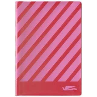 スキミングブロックパスポートカバー BRANIFF CB-3211 ピンク