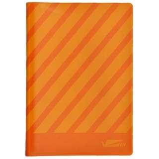 スキミングブロックパスポートカバー BRANIFF CB-3211 オレンジ