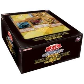 遊戯王 MILLENNIUM BOX GOLDEDITION