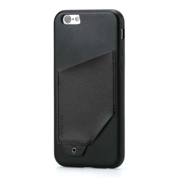 iPhone 6s/6用 TUNECOCOON 2014モデル TUN-PH-000370 ブラック/ブラッ
