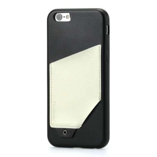 iPhone 6s/6用 TUNECOCOON 2014モデル TUN-PH-000371 ブラック/ホワイト
