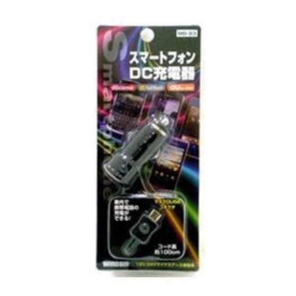 車載用充電器 micro USB 1m MB-83