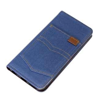 iPhone6/6s (4.7) 手帳型ケース ジーンズ柄