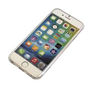 iPhone6/6s (4.7) 両面ハードケース IPC-43CWH ホワイト