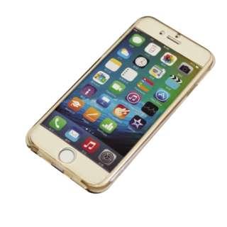 iPhone6/6s (4.7) 両面ハードケース IPC-43CGD ゴールド