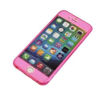 iPhone6/6s (4.7) 両面ハードケース IPC-43CPK ピンク