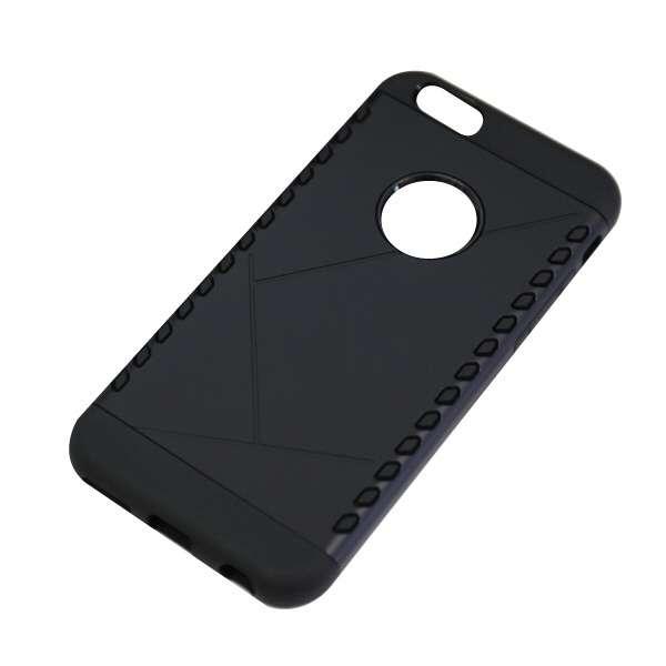 iPhone6/6s (4.7) ハイブリッドケース IPC-45BK ブラック