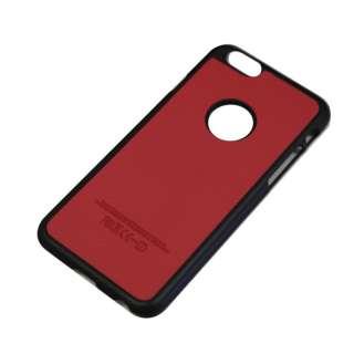 iPhone6/6s (4.7) レザーケース IPC-63RD レッド