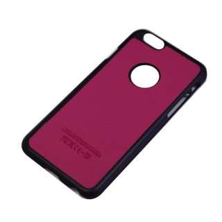 iPhone6/6s (4.7) レザーケース IPC-63PK ピンク