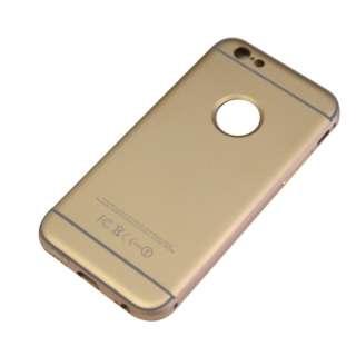 iPhone6/6s (4.7) バンパー付ハイブリッドケース IPC-75GD ゴールド