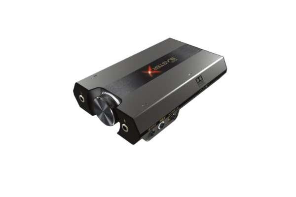 クリエイティブ・メディア「Sound BlasterX G6」SBX-G6