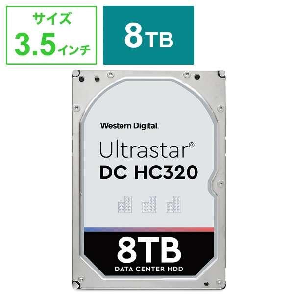 HUS728T8TALE6L4 内蔵HDD [3.5インチ /8TB]