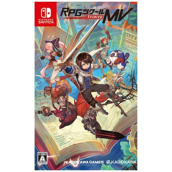 RPGツクールMV Trinity [Nintendo Switch]