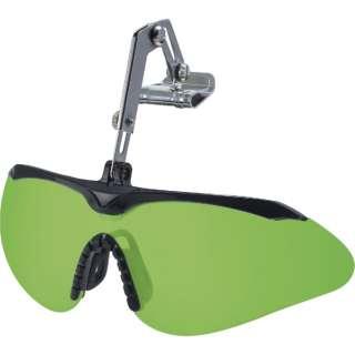 OTOS クリップ装着式 遮光メガネ 赤外線保護 #1.7