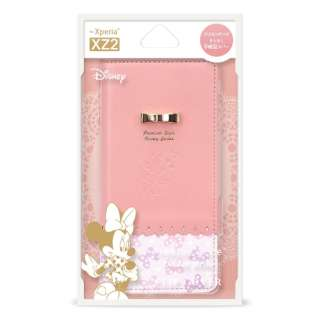 Biccamera Com Flip Cover Pastel Ribbon Notebook Type Case Pg