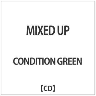 CONDITION GREEN/ MIXED UP 【CD】