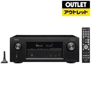 【アウトレット品】 AVRX2400H AVアンプ ブラック [ハイレゾ対応 /Bluetooth対応 /Wi-Fi対応 /ワイドFM対応 /7.2ch /DolbyAtmos対応] 【外装不良品】