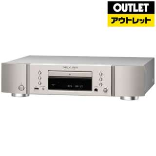 【アウトレット品】 CDプレーヤー CD6006/FN シルバーゴールド 【外装不良品】