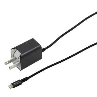 AC充電器 Lightning 1.5m PREMIUM ガンメタ BACLAN24GM