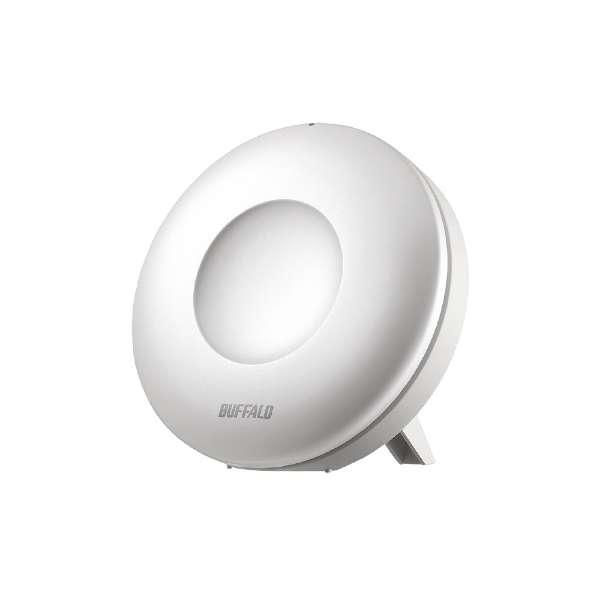 WEM-1266-W 無線LAN中継機 wifiルーター 866+400Mbps AirStation connect ホワイト [ac/n/a/g/b]
