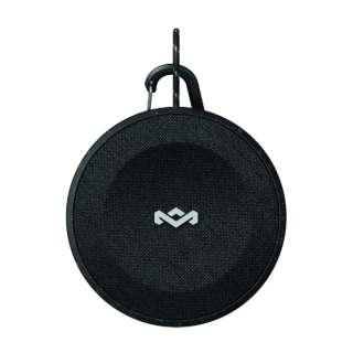 EM-NO-BOUNDS-SB ブルートゥース スピーカー シグネチャーブラック [Bluetooth対応 /防水]