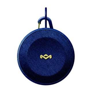 ブルートゥース スピーカー EM-NO-BOUNDS-BL ブルー [Bluetooth対応 /防水]