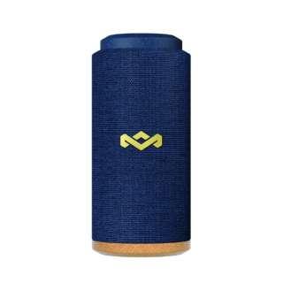 ブルートゥース スピーカー EM-NO-BOUNDS-SPORT-BL ブルー [Bluetooth対応 /防水]