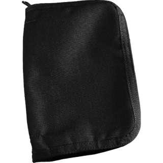 RITR 横開きノートブック用カバー ブラック(適用サイズ:4 1/4~4 3/