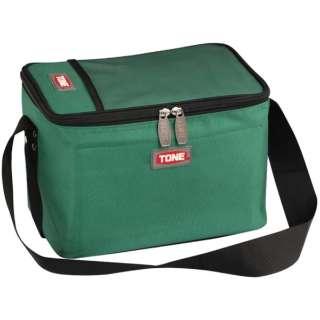 TONE ボルトバッグ 緑色