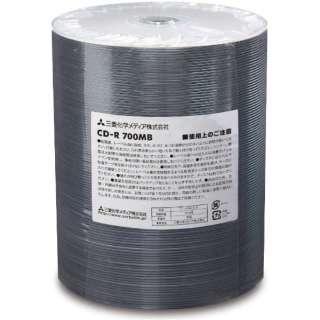 SR80SN600B データ用CD-R [600枚 /700MB /インクジェットプリンター対応]