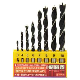 EDS28PCS 木工用ドリルセット