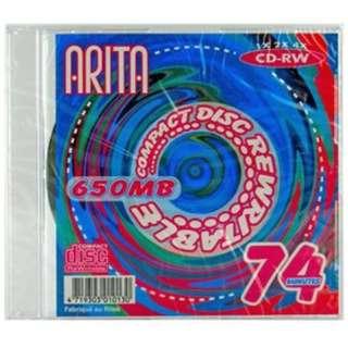 ARITACDRW74SLIM1P データ用CD-R Hi-Disc [1枚]