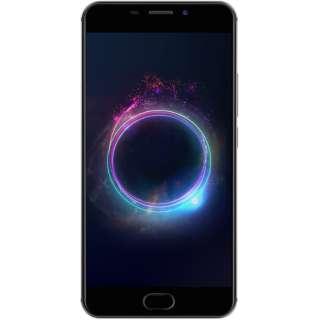 MAYASYSTEM jetfon グラファイトブラック 「G1701-GB」Snapdragon 652 5.5インチ メモリ/ストレージ:4GB/64GB DSDS対応 クラウドSIMスマートフォン G1701-GB グラファイトブラック