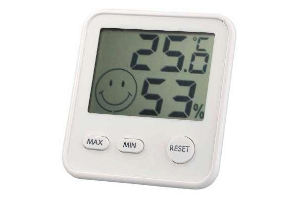 温湿度計の選び方 便利な機能をチェック 環境レベル表示