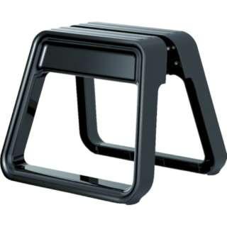 ピカ 樹脂製踏台 GEM STEP ブラック