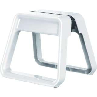 ピカ 樹脂製踏台 GEM STEP ホワイト
