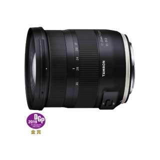 カメラレンズ 17-35mmF/2.8-4Di OSD ブラック A037 [キヤノンEF /ズームレンズ]