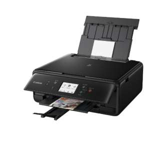 TS6230BK インクジェット複合機 PIXUS(ピクサス) ブラック [カード/名刺~A4]