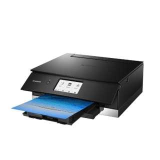 TS8230BK インクジェット複合機 PIXUS(ピクサス) ブラック [カード/名刺~A4]