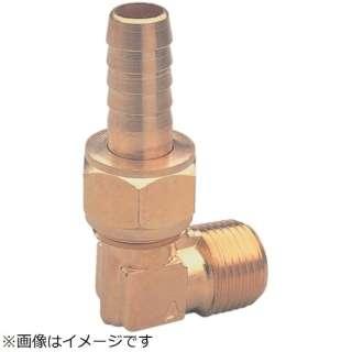 ASOH L型ホースジョイント PT3/4×Φ20.5