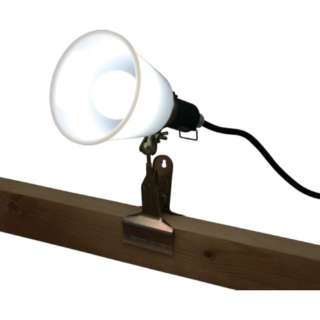 IRIS LEDクリップライト防滴型 60形相当