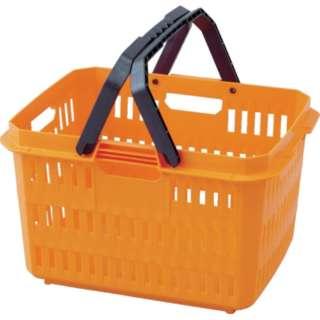 IRIS 250220ハードプロバスケット オレンジ