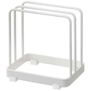 プレート まな板スタンド ホワイト(Plate Cutting Board Stand WH) 02496 ホワイト