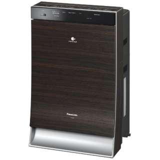 F-VXR90-TM 加湿空気清浄機 木目調 [適用畳数:40畳 /最大適用畳数(加湿):24畳]