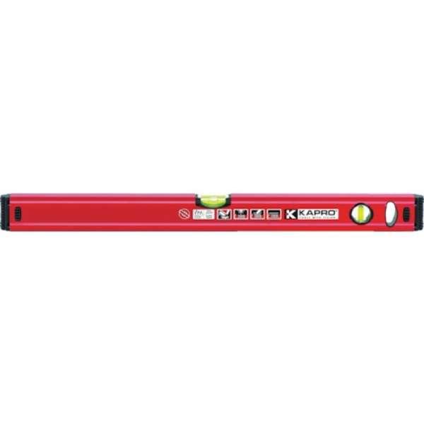 KAPRO KAPRO アルミレベル SPIRIT 水平・垂直・45度・磁石付 長さ500