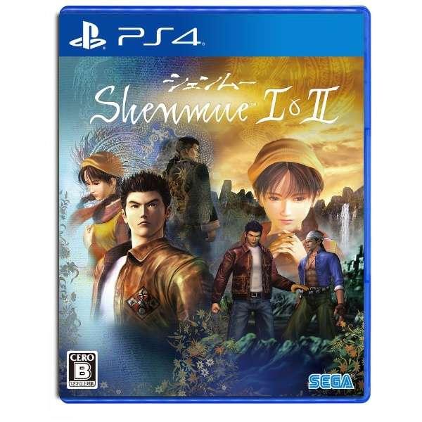 シェンムー I&II 通常版 【PS4】