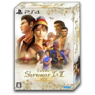 シェンムー I&II 限定版 【PS4】