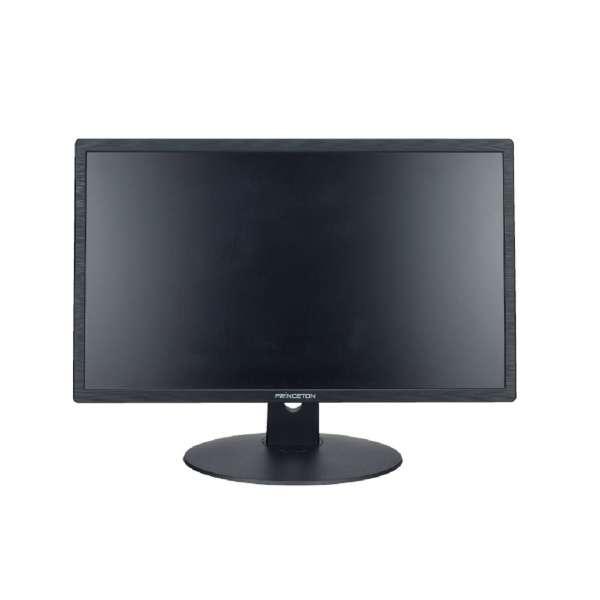 白色LEDバックライト ワイドカラー液晶ディスプレイ ブラック HTBNE-22W [21.5型 /ワイド /フルHD(1920×1080)]